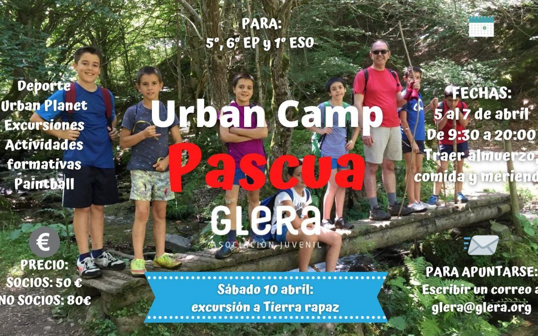 Urban Camp Pascua